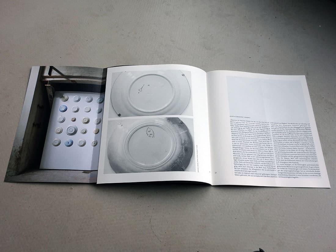 »Absence«, Katalog »Beyond Site«